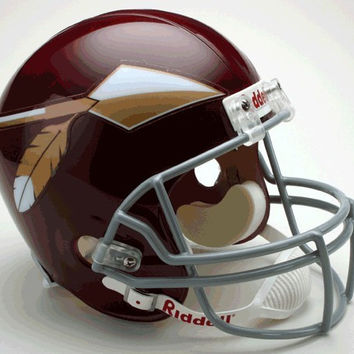 Washington Redskins 1965-69 Throwback Riddell Deluxe Replica Helmet