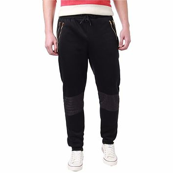 Brand Plus Size 3XL Fashion Men Hip Hop Harem Long Track Letter Pants
