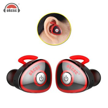 True Wireless Sport Bluetooth Earphone Stereo