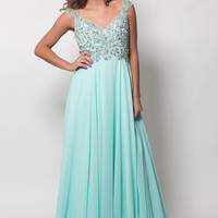 Meltway Dress- Mint