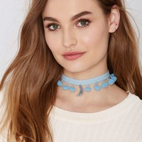Suzywan Deluxe Moon Child Choker
