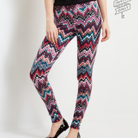 Invite Only Ikat Leggings