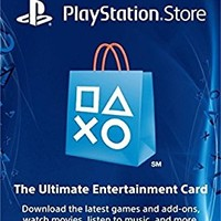$40 PlayStation Store Gift Card - PS3/ PS4/ PS Vita (MAIL DELIVERY)