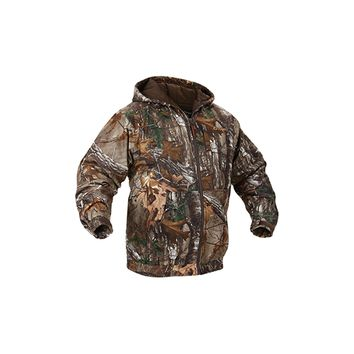 Quiet Tec Hooded Jacket Realtree Xtra XL