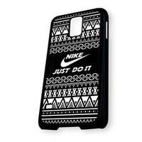 Aztec Nike Just Do it Samsung Galaxy S5 Case