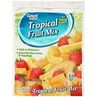 Great Value Tropical Fruit Mix, 48 oz - Walmart.com