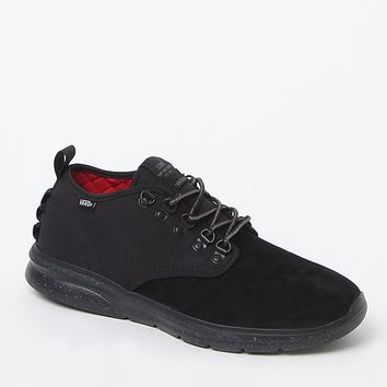 Vans Iso 2 Mid Outdoor Shoes - Mens Shoes - Black/Charcoal