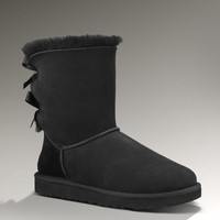 UGG® Bailey Bow for Women | Sheepskin Boots with Bow Detail at UGGAustralia.com