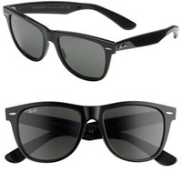 Nat Wolff Ray-Ban 'Classic Wayfarer' Sunglasses from The Fault In Our Stars | TheTake