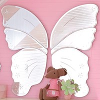 Jumbo Butterfly Mirror | Pottery Barn Kids