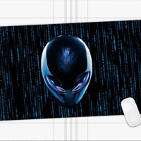 890x400mm Colorful Prints Extended Gaming Wide Large Rubber Mouse Pad Big Size Desk Laptop Computer Keyboard Mat Anti-skid