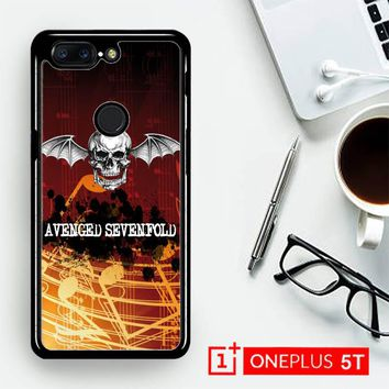 Avenged Sevenfold R0185  OnePLus 5T / One Plus 5T Case