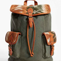Pendleton Canvas Rucksack- Olive One