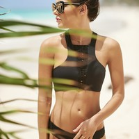 Malai Swimwear Happy Hatch Onix Bikini Set