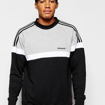 Adidas Originals Itasca Sweatshirt From Asos