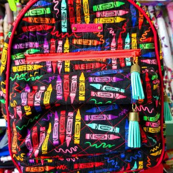 School Days Backpack