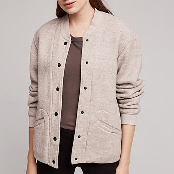 Current/Elliott Classic Varisty Jacket