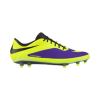 Nike HYPERVENOM Phatal Men's Firm-Ground Soccer Cleats - Electro Purple