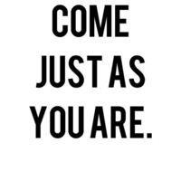 Come as You Are - Print