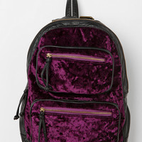 Deux Lux Abby Velvet Backpack