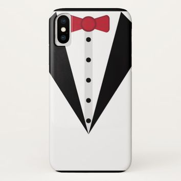 Happy Groosmen iPhone X Case