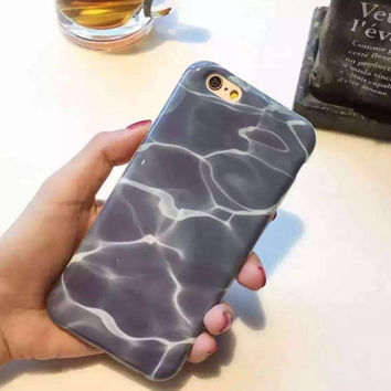 Cool Marble Grain iPhone 5s 6 6s Plus Case Cover