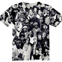 Hip Hop Legends Tee Shirt