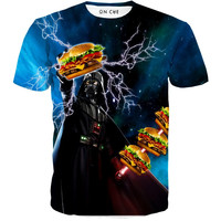Darth Vader Burger T-Shirt