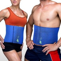 Novus Body Adjustable Neoprene Weight Loss Sauna Belt