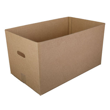 Royal CHTB221312 Handle Carry Out Box Kraft 25/Pack