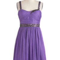 I Amethyst Who I Am Dress | Mod Retro Vintage Dresses | ModCloth.com
