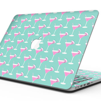 The Mint Watermelon Cocktail - MacBook Pro with Retina Display Full-Coverage Skin Kit