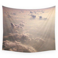 Society6 Clouds Wall Tapestry