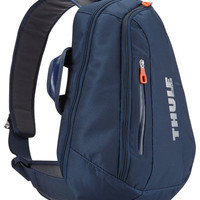 "Thule - Crossover Sling Pack for 13"" Apple® MacBook® Pro - Dark Blue - Every Deals!"