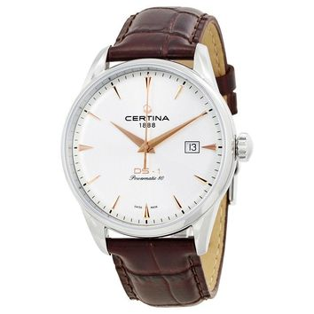 Certina DS-1 Powermatic 80 Automatic Mens Watch C029.807.16.031.01