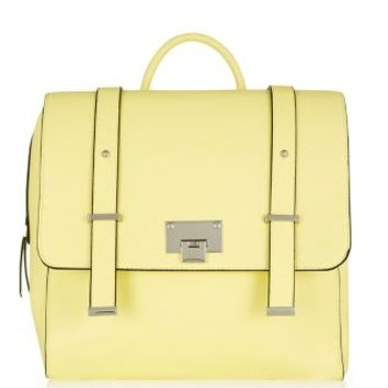 Stone Square Satchel Backpack