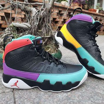 DCCK Air Jordan 9 Retro QS 'Top 3'
