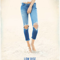 Girls Crop | Girls Jeans | HollisterCo.com