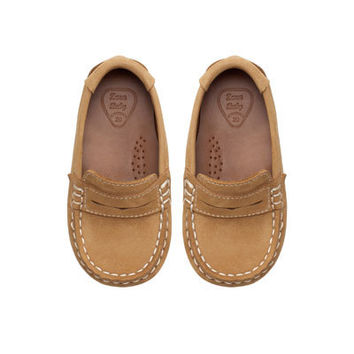 Leather moccasin - Shoes - Baby boy - Kids | ZARA United States