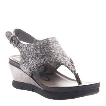New OTBT Women's Sandals Meditate in Silver