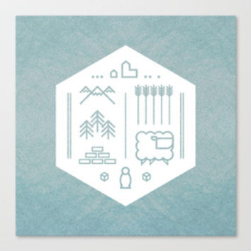 Settlers Collection By Paul Motisi | Society6