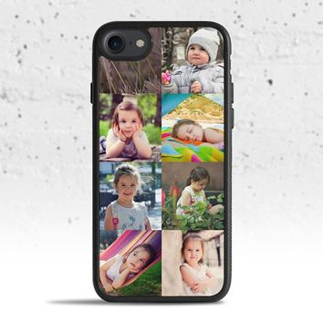 Personalized Collage Case for Apple iPhone