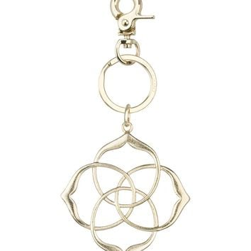 Merrill Medallion Key Chain in Gold - Kendra Scott Jewelry