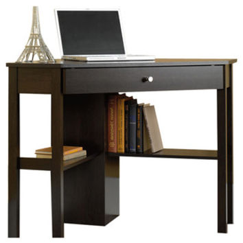 Sauder Beginnings Corner Writing Desk | Wayfair