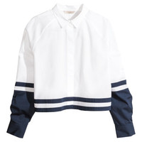 Sailor shirt - from H&M