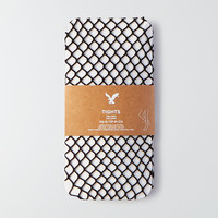 AEO Fishnet Tight, True Black