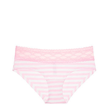 Lace-waist Hiphugger Panty - Cotton Lingerie - Victoria's Secret