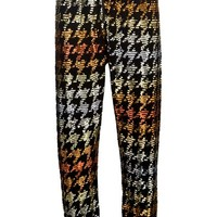 Ashish Sequin Houndstooth Track Pants - Patron Of The New - Farfetch.com