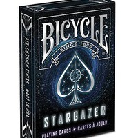 Bicycle Stargazer Deck Poker Size Standard Index Playing Cards