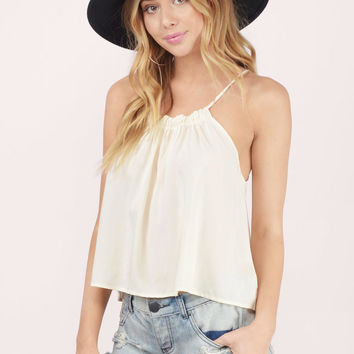 Ready or Not Crop Top